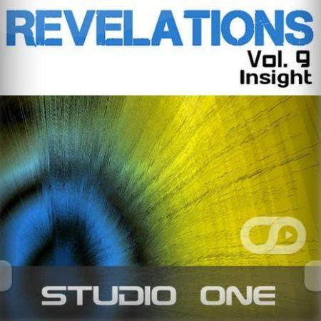 Revelations Volume 9 (Insight) (Studio One Template)