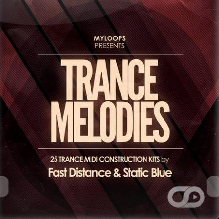 Trance Melodies Volume 1