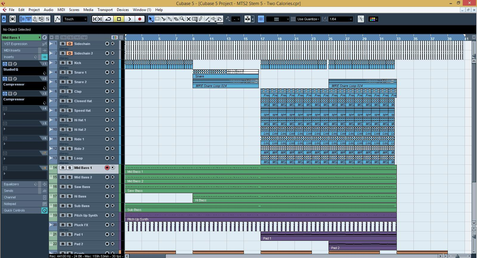 Image result for Cubase templates