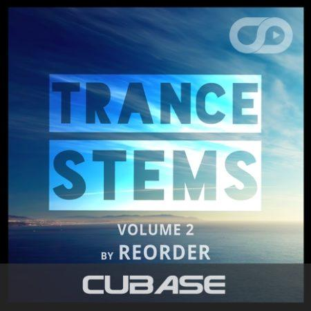 Trance Stems Volume 2 (ReOrder) (Cubase)