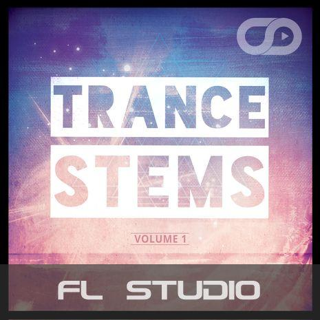 Trance Stems Volume 1 (Static Blue) (FL Studio)