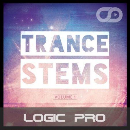 Trance Stems Volume 1 (Static Blue) (Logic Pro)