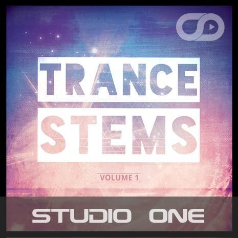 Trance Stems Volume 1 (Static Blue) (Studio One)