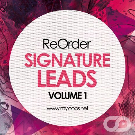 ReOrder Signature Leads Vol. 1 (Cubase)