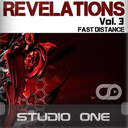 Revelations Volume 3 (Fast Distance) (Studio One Template)