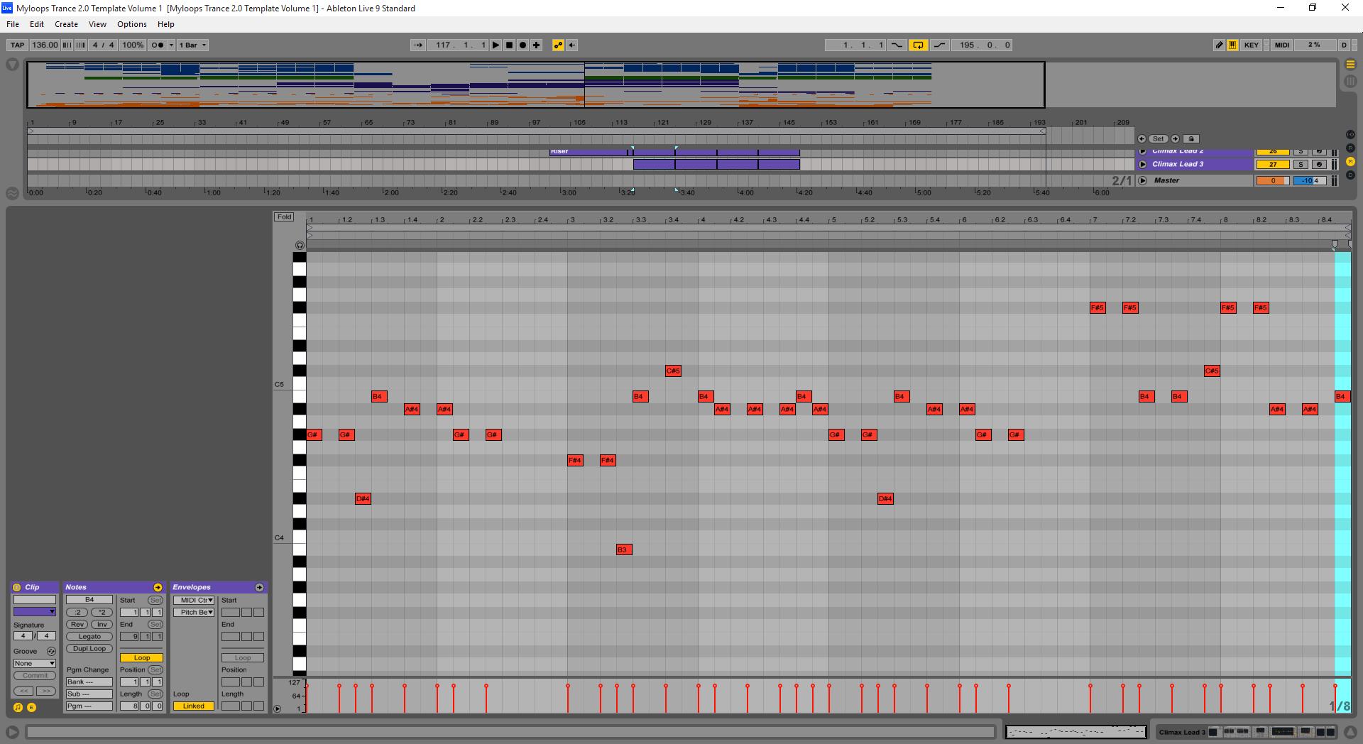 Ableton Live 9 Template. ableton tutorial building a dj template ...
