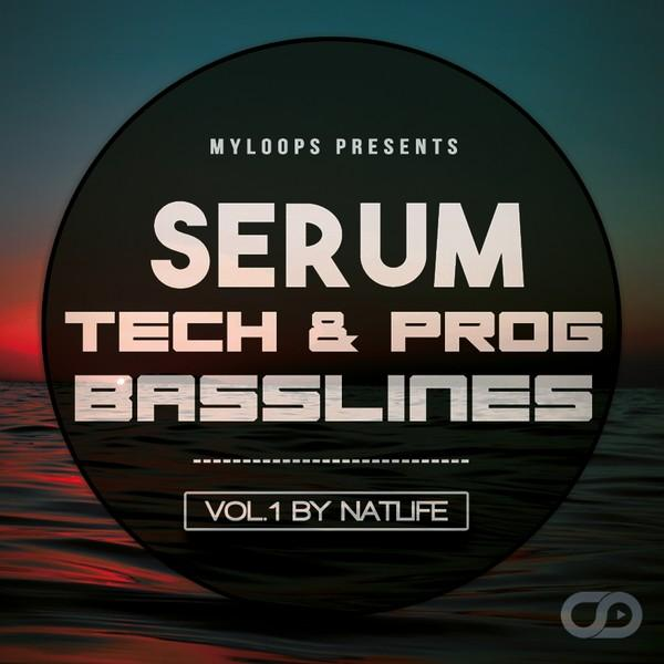 Serum Tech & Progressive Basslines Vol  1