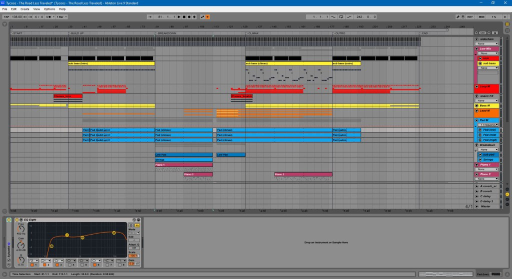how to open impulses ableton