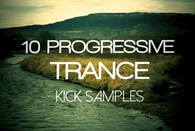 progressive house kick samples