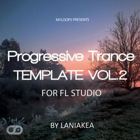 Progressive-Trance-Template-Vol.2-For-FL-Studio-By-Laniakea