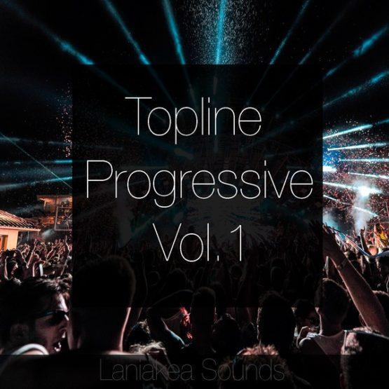 Laniakea Sounds -Topline Progressive Vol.1 Cover