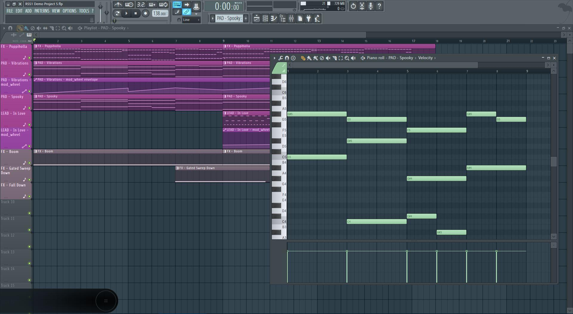 fl studio 12 producer edition demo
