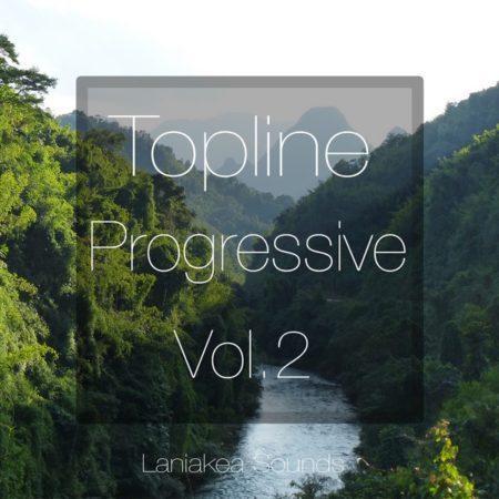 Laniakea Sounds - Topline Progressive Vol.2 Cover