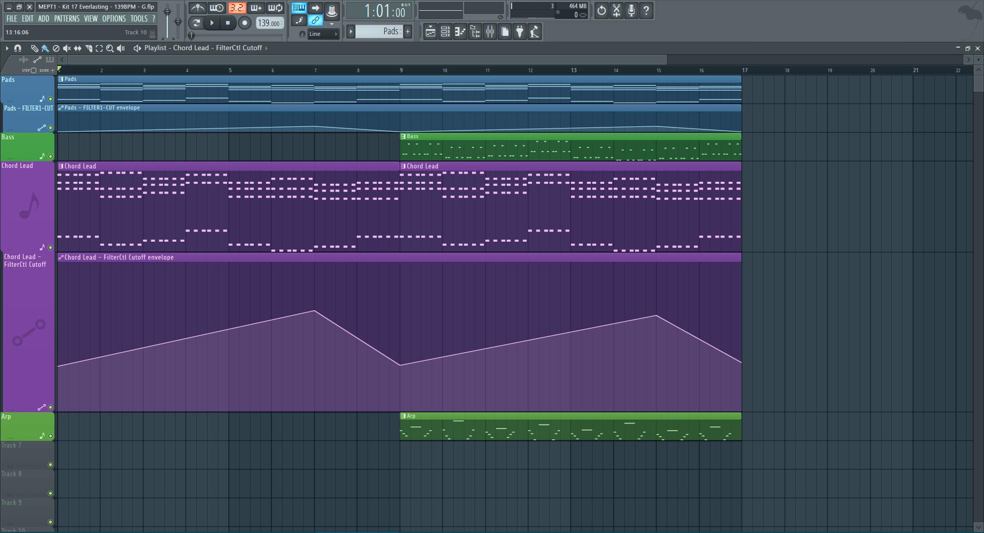 Сэмплы транс fl studio 9