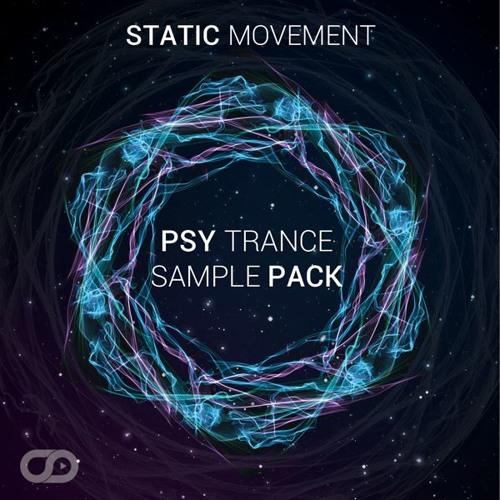 Static Movement Psy Trance Sample Pack