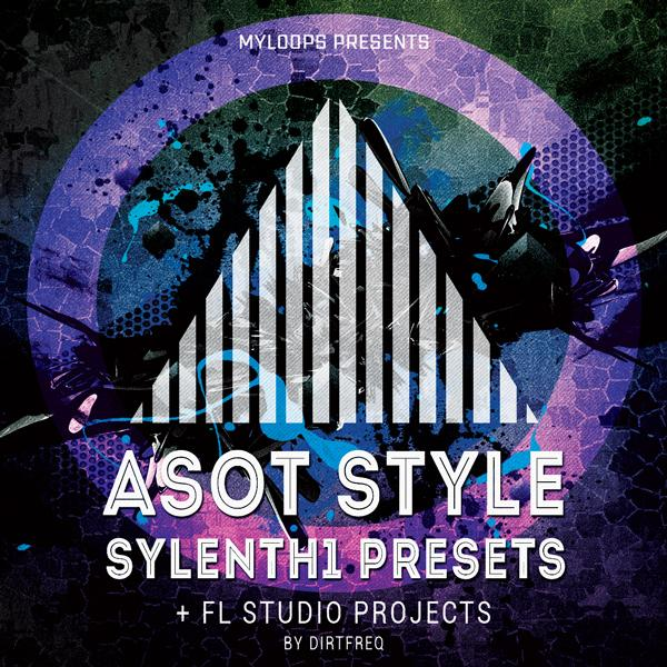 ASOT Style Sylenth1 Presets