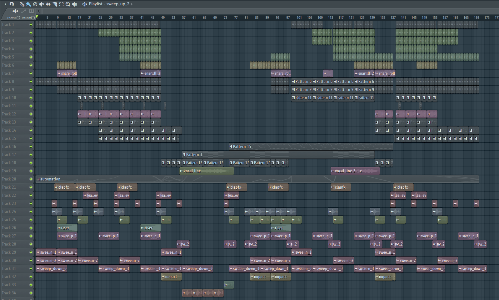 Collabro-proglifting-trance-template-for-fl-studio-by-tycoos-denis-sender-screen