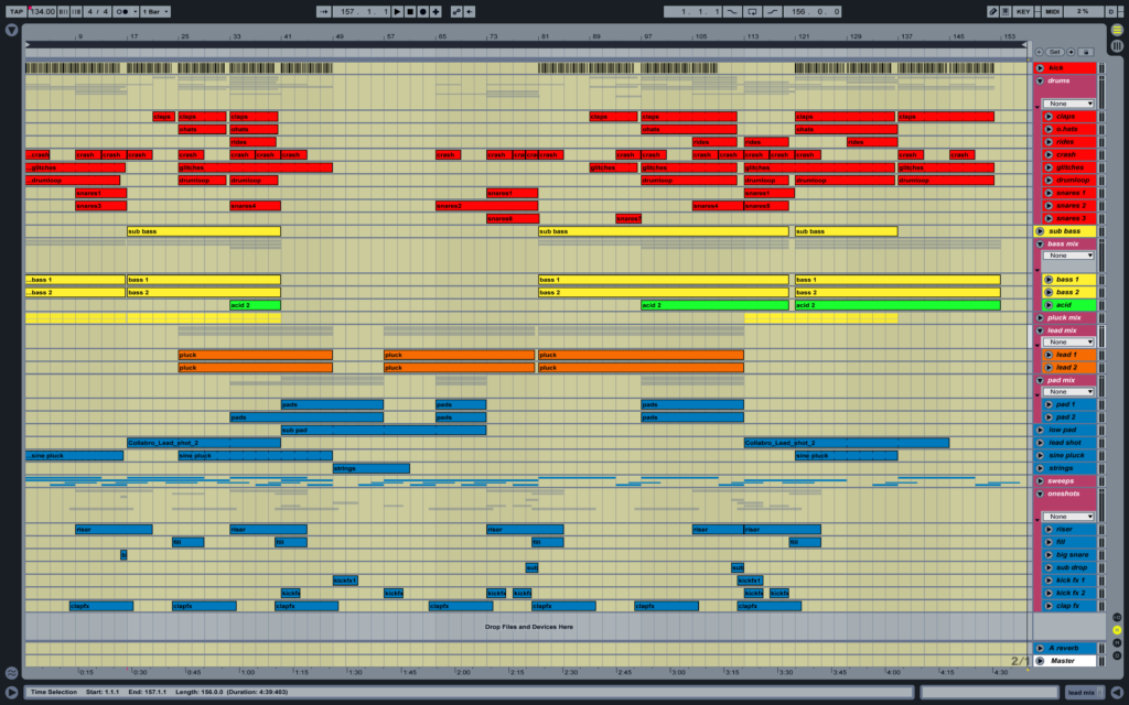 tycoos-thunderbolt-ableton-live-template-screenshot