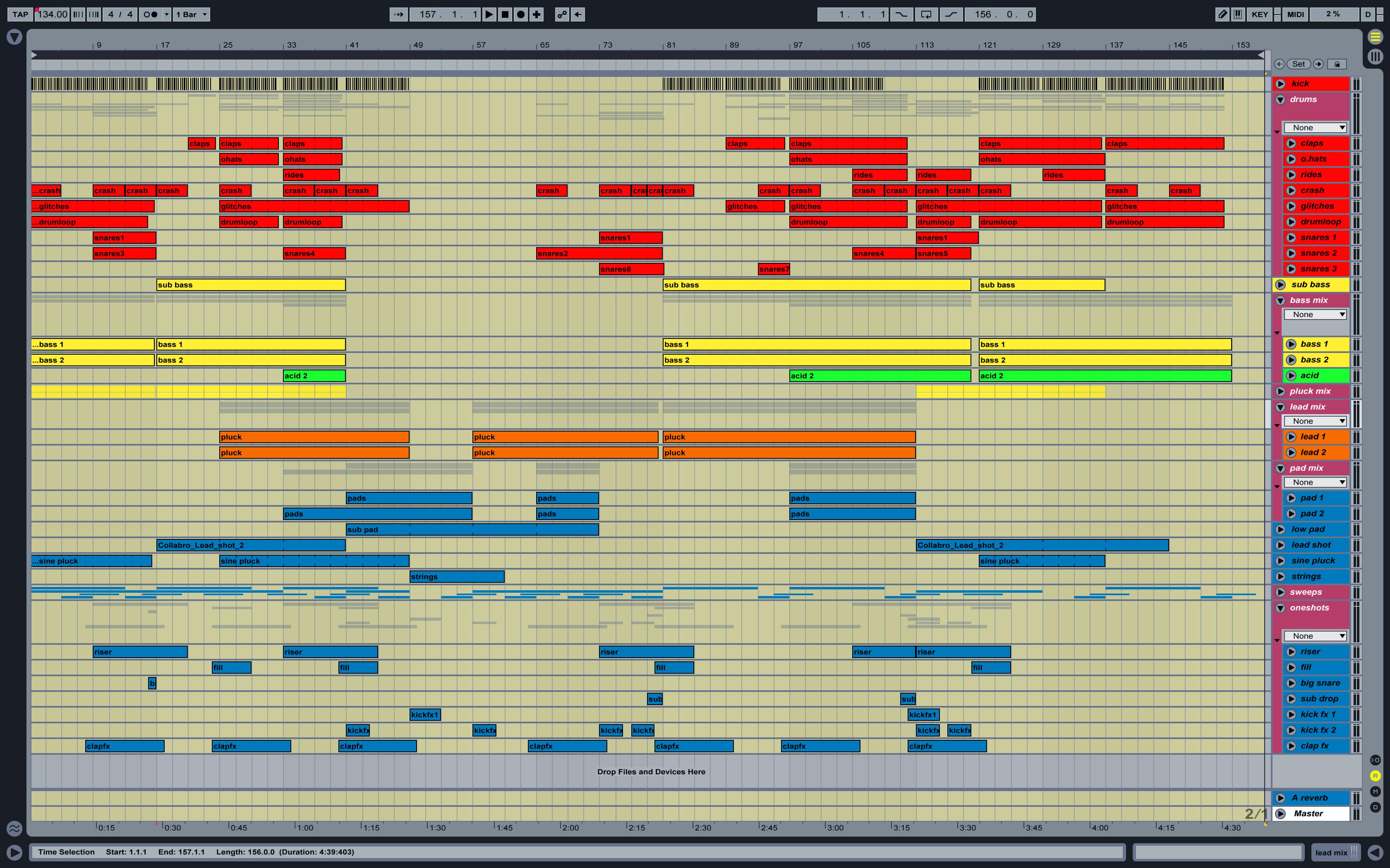 We Create Ableton Live Templates