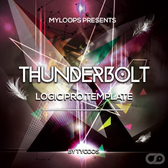 tycoos-thunderbolt-logic-pro-template