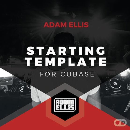 starting-template-cubase