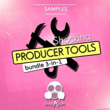 Shocking Producer Tools 3in1 By Vandalism