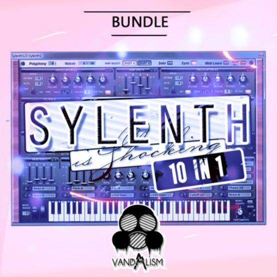 Sylenth Is Shocking 10in1 By Vandalism