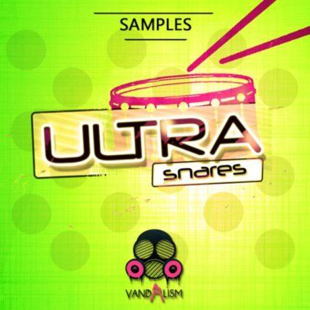 Ultra Snares Sample Pack By Vandalism
