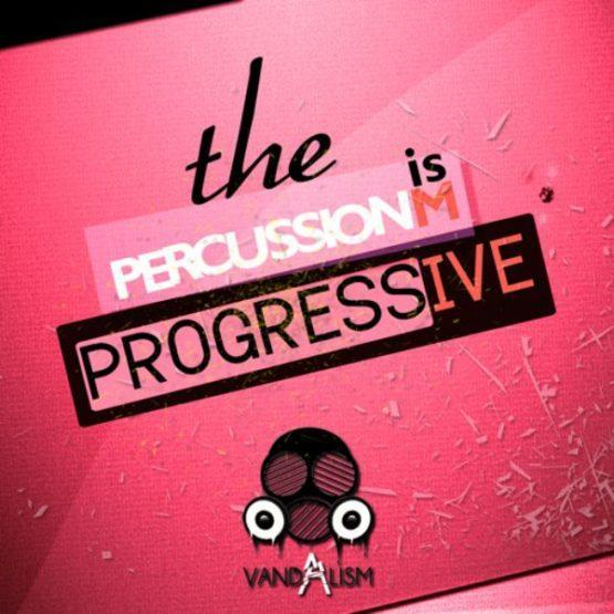 Percussionism Progressive By Vandalism