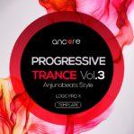 Progressive Trance Logic Pro Template Vol.3