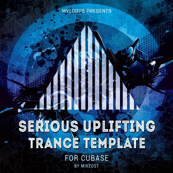 Serious Uplifting Trance Template For Cubase