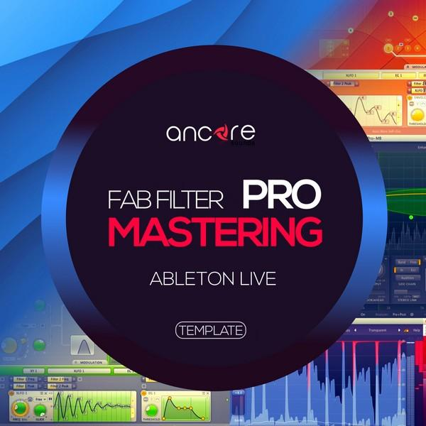 FabFilter Pro Mastering Template For Ableton Live