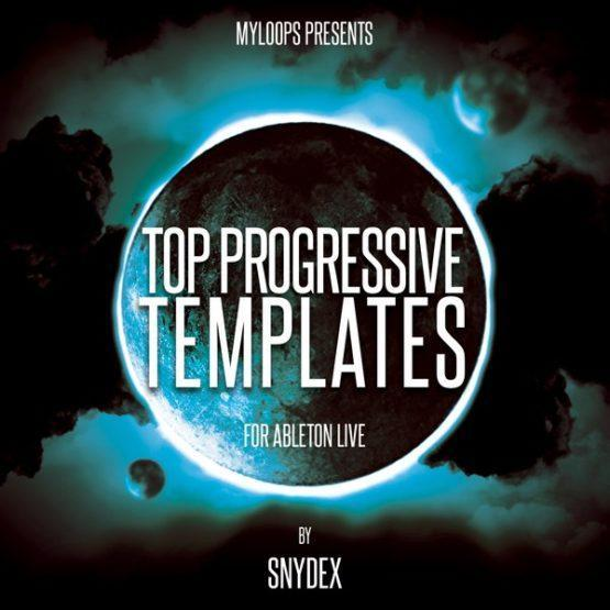 progressive template for ableton live by snydex