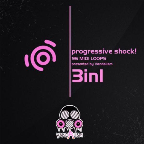Progressive Shock 3in1 By Vandalism