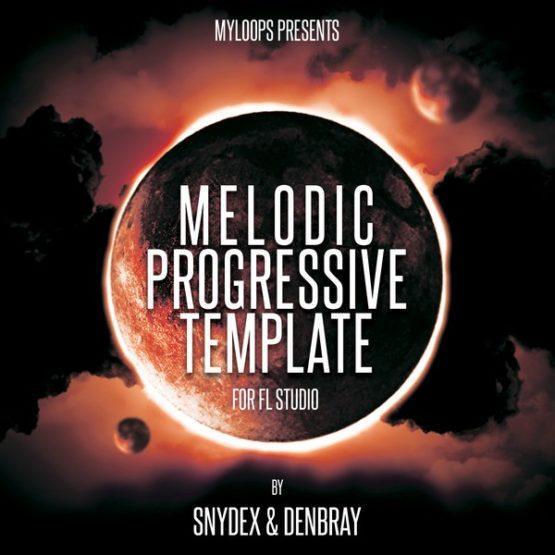 melodic-progressive-template-for-fl-studio-snydex