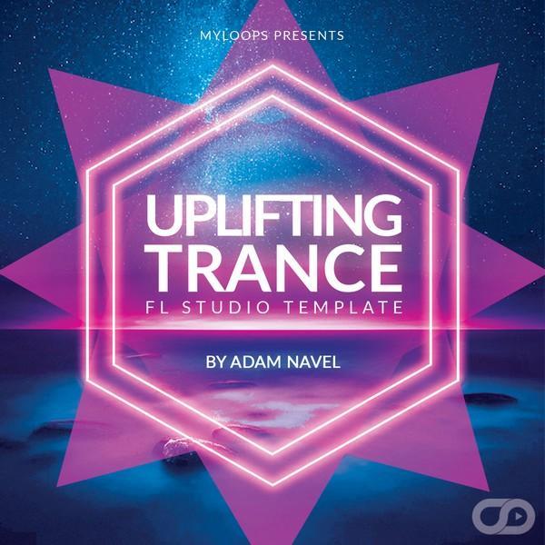 Uplifting Trance FL Studio Template (By Adam Navel)