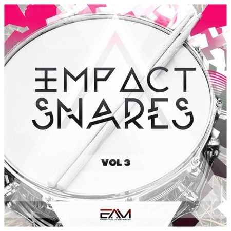 Impact Snares Vol 3 By Essential Audio Media