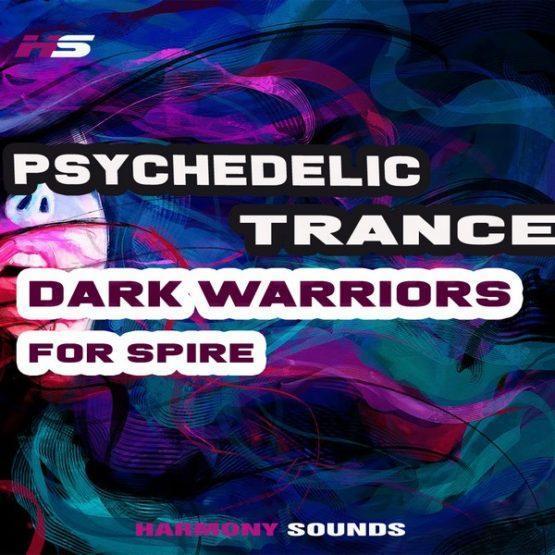 psychedelic-trance-dark-warriors-harmony-sounds