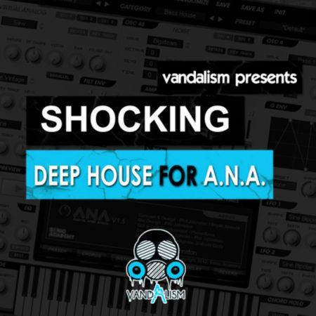 Shocking Deep House For ANA By Vandalism