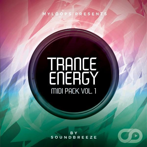 Trance Energy MIDI Pack Vol  1 (By Soundbreeze)