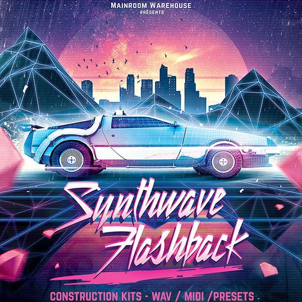 Synthwave Flashback