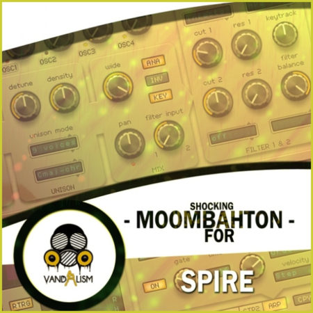 Shocking Moombahton For Spire By Vandalism