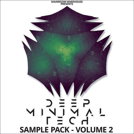 Deep Minimal Tech Sample Pack Volume 2 [1000x1000]