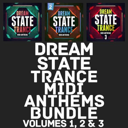Dream State Trance MIDI Bundle [1000x1000]