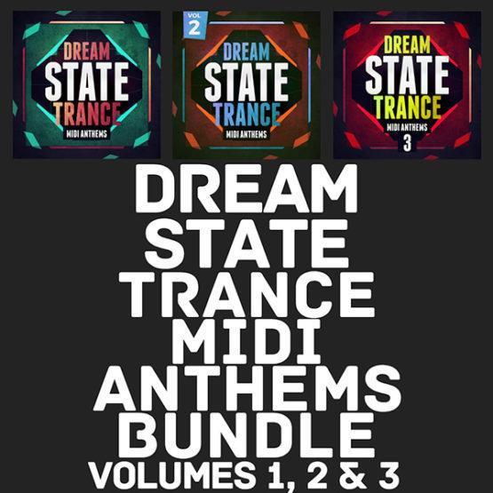 Dream State Trance MIDI Bundle [1000x1000]