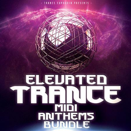 Elevated Trance MIDI Anthems Bundle [1000x1000]