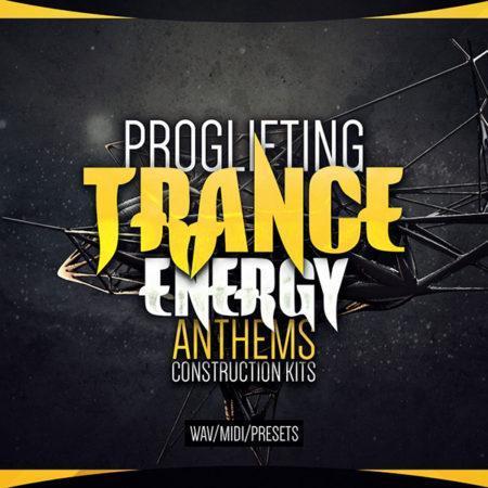 Proglifting Trance Energy Anthems - Construction Kits [1000x1000]