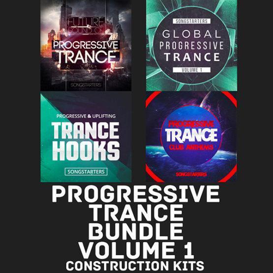 Progressive Trance Bundle Vol 1 [1000x1000]