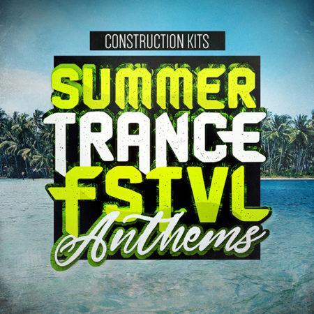 Summer Trance FSTVL Anthems Sample Pack