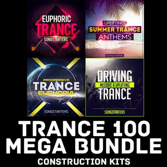 Trance 100 Mega Bundle [1000x1000]